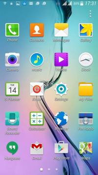 Custom ROM Samsung Galaxy S6 For Lenovo A5000